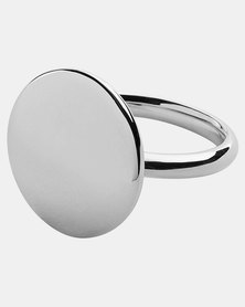 Skagen Elin Ring Silver-plated Stainless Steel