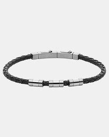 Skagen Rasmus Steel Silver Bracelet Silver-tone