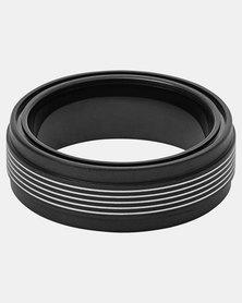 Skagen Rasmus Steel Multi Ring Black