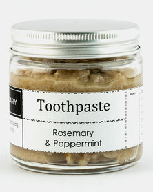 The Apothecary Rosemary and Peppermint Toothpaste 100ml