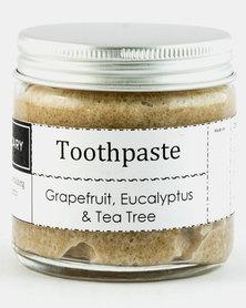 The Apothecary Grapefruit, Eucalyptus & Tea Tree Toothpaste 100ml