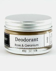 The Apothecary Rose and Geranium Deodorant 50ml