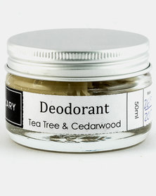 The Apothecary Tea Tree and Cedarwood Deodorant 50ml