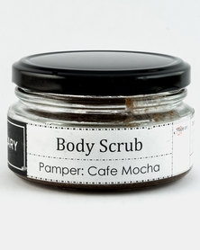 The Apothecary Cafe Mocha Body Scrub