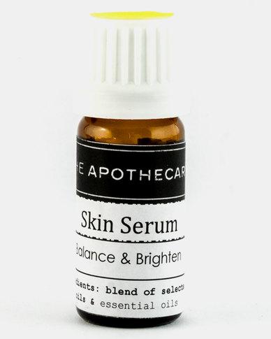 The Apothecary Balance and Brighten Facial Serum