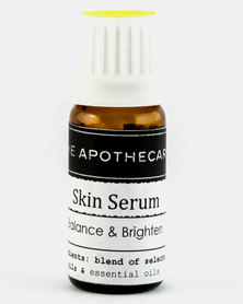 The Apothecary Balance and Brighten Facial Serum