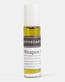 The Apothecary Secret Weapon 1 Fights Acne