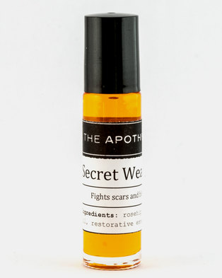 The Apothecary Secret Weapon 2 Combats Scars
