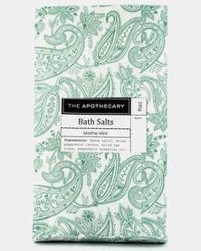 The Apothecary Marine Mint Bath Salts