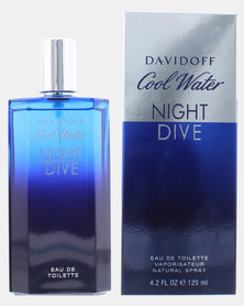 Davidoff Coolwater M Night Dive EDT SPR 125ml (Parallel Import)
