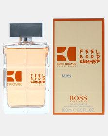 Boss Orange M EDT Feel Good Summer Spray 100ml (Parallel Import)