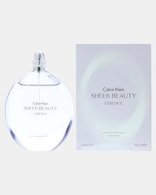 Calvin Klein CK Sheer Beauty Essence Eau De Toilette 100ML (Parallel Import)