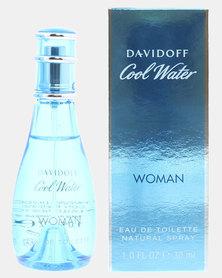 Davidoff Cool Water Femme Eau De Toilette 30ml (Parallel Import)