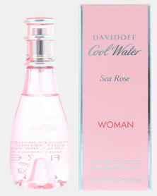 Davidoff Cool Water Sea Rose Eau De Toilette 30ml (Parallel Import)