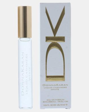 DKNY Cashmere Liquid White Eau De Parfum Rollerball 10ml (Parallel Import)