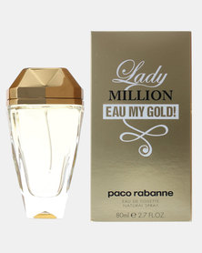 Paco Lady Million Eau My Gold EDT 80ml (Parallel Import)