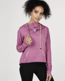 Utopia Pullover Hoodie Purple