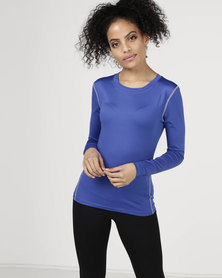 Utopia Running Top Navy