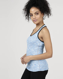 Utopia Favourite Tank Blue