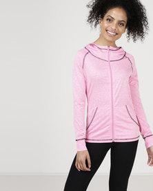 Utopia Favourite Jacket Pink