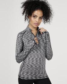 Utopia Favourite Pullover Grey Melange