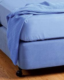 Linen House Bedwrap Blue
