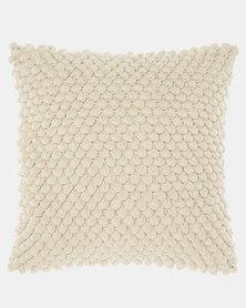 Linen House Stony Creek Scatter Cushion Cream