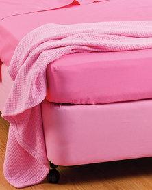 Linen House BedWrap Pink