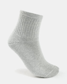 Utopia Unisex Socks Grey