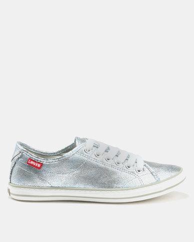 Levi's® Frankie Sneakers Silver