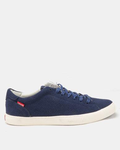 Levi's® Bruno Suede Sneakers Navy