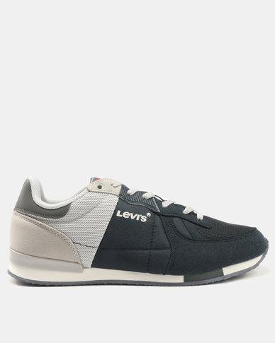 Levi's Julio Sneakers Navy/Grey