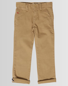 Soviet Boys Estonia Chinos Khaki