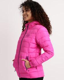 Lizzy Osana Puffer Pink