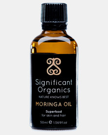 Significant Organics Moringa Oil