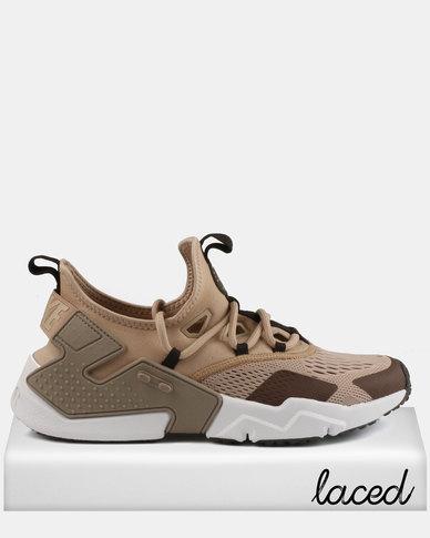 d016ffb82f0d0 Nike Air Huarache Drift Sandvelvet Brown Sepia Stone
