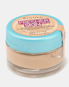 Rimmel Fresher Skin Foundation Shade 303 Nude