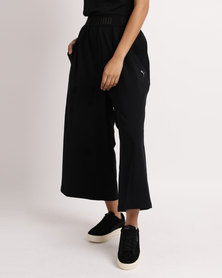 Puma Transition Culotte Womens Pants Black