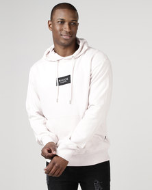 Nicce Pullover Hoodie Off White