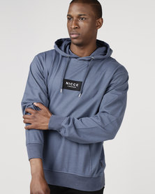 Nicce Pullover Hoodie Navy