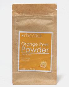 Chic Chick Orange Peel Hair and Skin Powder 100g