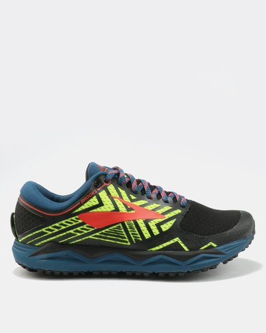 c3693486e41 Brooks Caldera 2 Shoes Black Blue