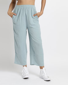 Billabong Emilia Pants Blue