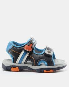 Bubblegummers Boys Sandals Blue