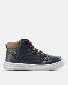 Bubblegummers Boys Casual Sneakers Blue