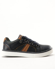 Bubblegummers Boys Casual Sneakers Navy