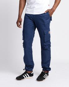 Cutty CTank Cargo Pants Airforce Blue