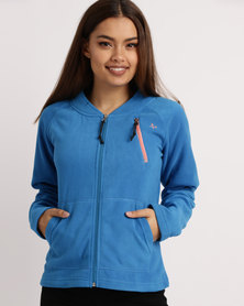Lizzy Rosita Fleece Jacket Blue