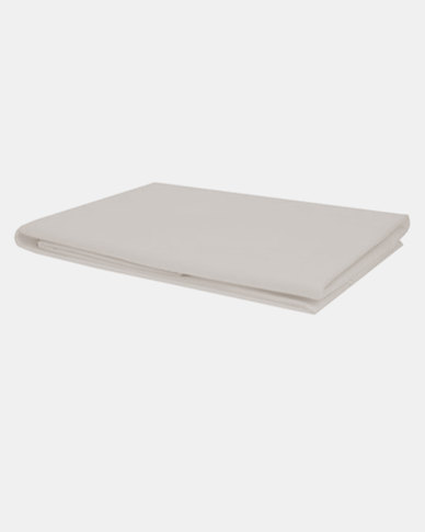 Sheraton Flat Sheet 200T 100% Percale Biscuit