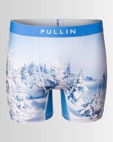 Pullin Fashion 2 Snowlove Brief Multi